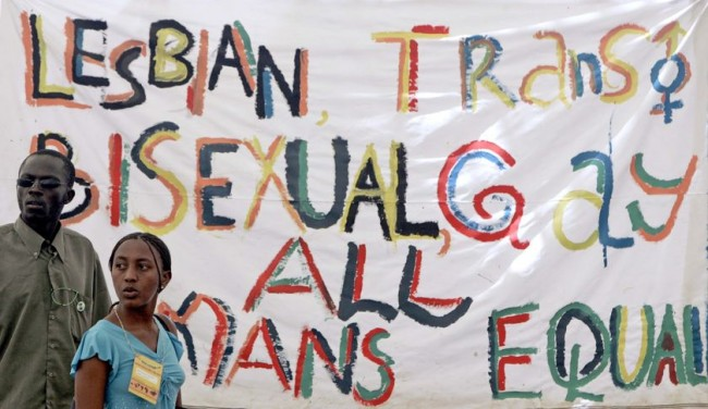 Uganda and Anti-gay Bill Push LGBT Activists Into Action