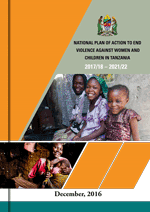 Tanzania National Plan of Action to End Violence Against Women and Children